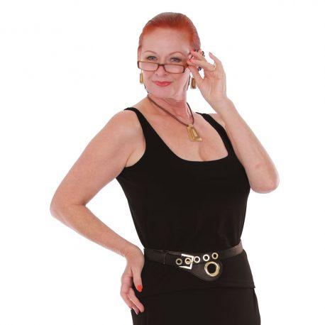 Reversible Singlet Top - Thats Me by Margo Mott