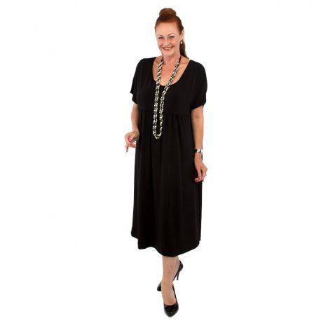 Princess Dress - Black - Thats Me by Margo Mott
